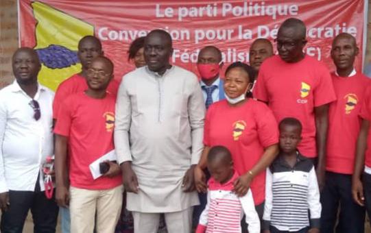 Tchad : le parti CDF déplore la