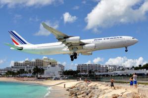 Un avion de la compagnie aérienne Air France. Crédits photos : Sources