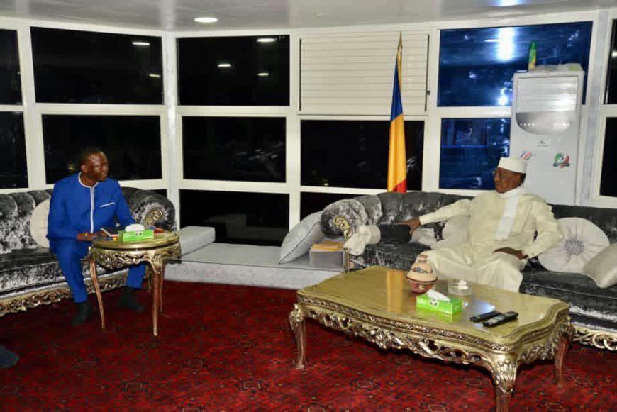 Tchad : Succes Masra reçu par le président de la République