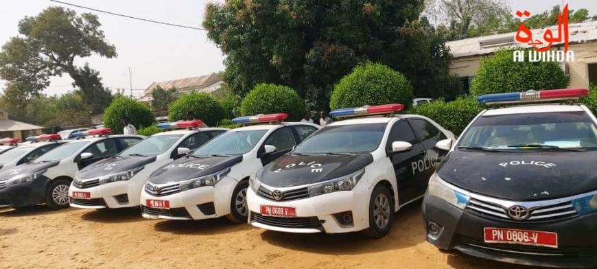 Tchad : 23 nominations à la Direction générale de la police (5 nouveaux postes)