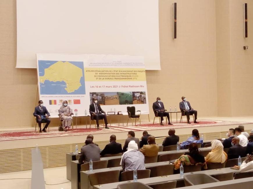Tchad : évaluation des projets de modernisation des infrastructures liés aux TIC