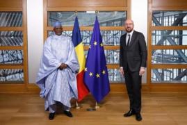 Conseil européen : L'ambassadeur du Tchad présente ses lettres de créances à Bruxelles