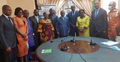 Ani-International : Le délégué général a rencontré les autorités camerounaises