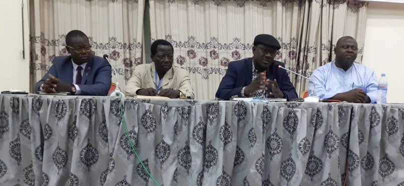 Tchad : la CNPS fait de la prévention des risques professionnels dans les entreprises