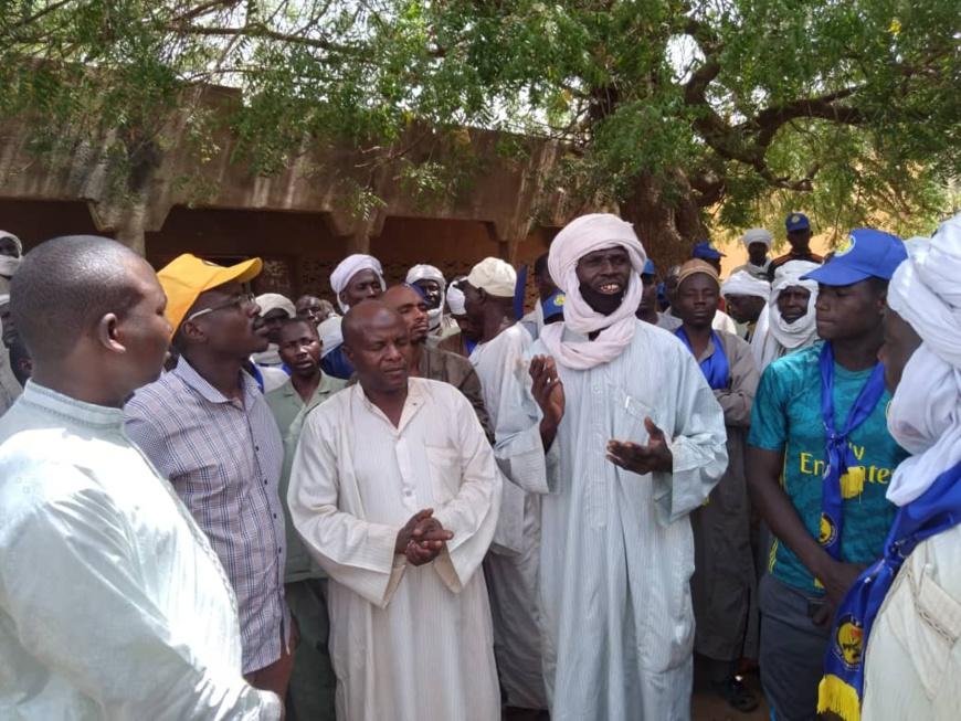Tchad : le Sila au rythme des activités de campagne électorale