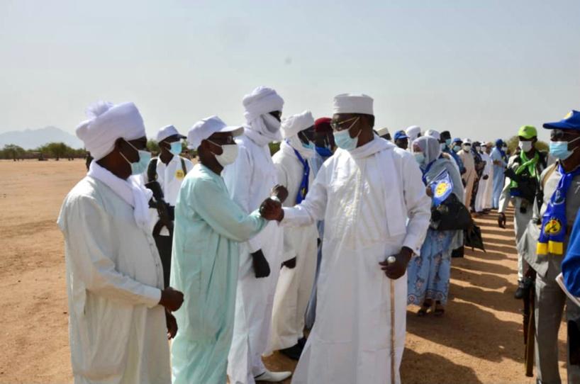 Tchad : Bichara Drep mobilise les nomades pour soutenir le candidat du consensus