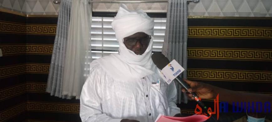 Tchad : installation du nouveau préfet de département du Guéra