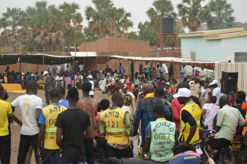 Élections au Tchad : l'UTPC lance sa campagne au Logone Occidental