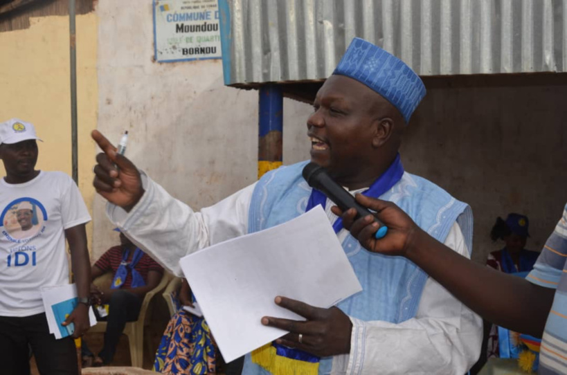 Élections au Tchad : du porte-à-porte à Moundou pour sensibiliser la population