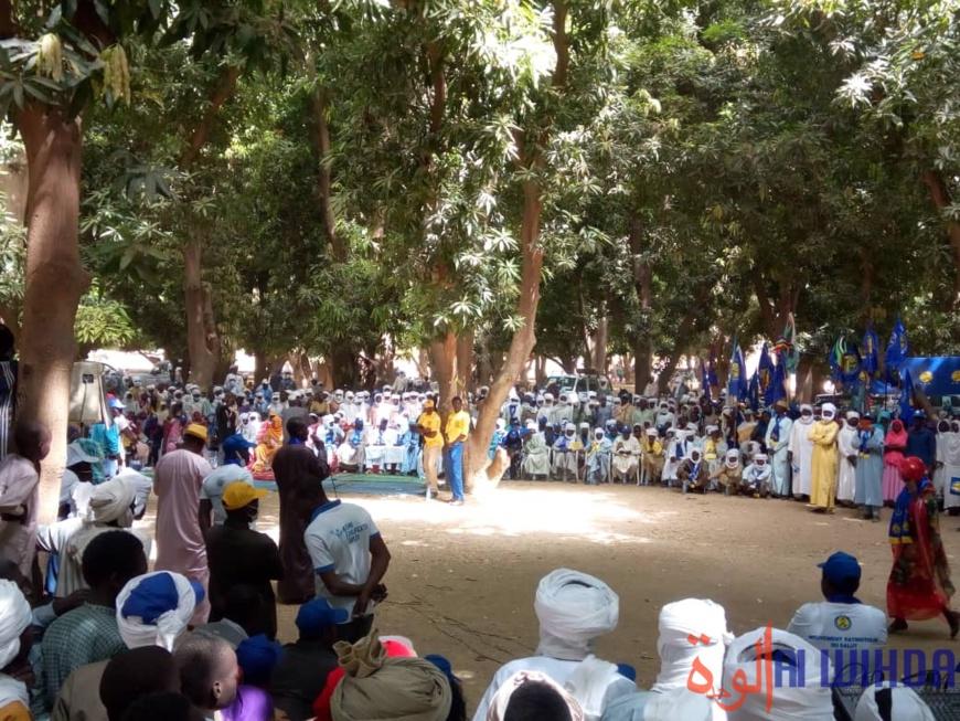 Élections au Tchad : au Ouaddaï, la mission du MPS sillonne les zones reculées