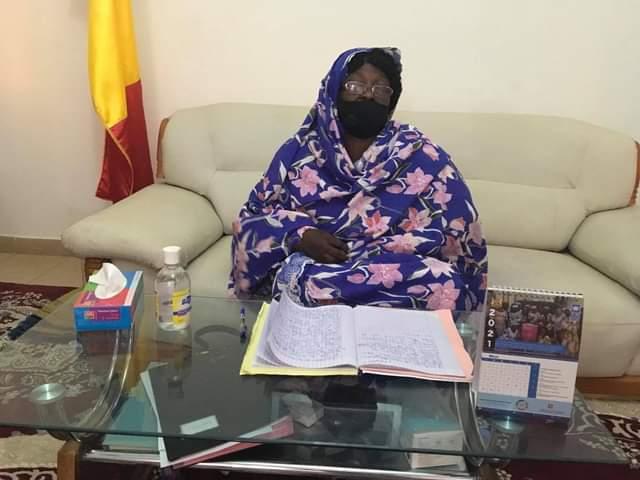 Tchad : Coronavirus à Massakory, la gouverneure, Amina Kodjiyana, fait point