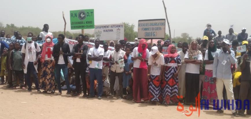 """Tchad : """"J'ai entendu les jeunes, femmes qui veulent le changement"""", Pahimi Padacké"""