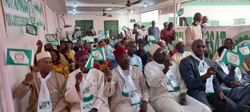 Élections au Tchad : le parti Al-Wassat se mobilise pour la sensibilisation de proximité