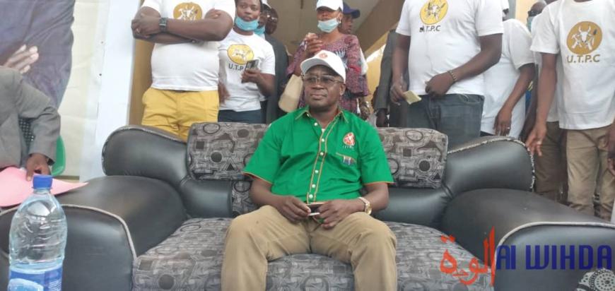 """Le Tchad """"détient la palme de la précarité et de la misère"""", candidat Yombombé Madjitoloum"""