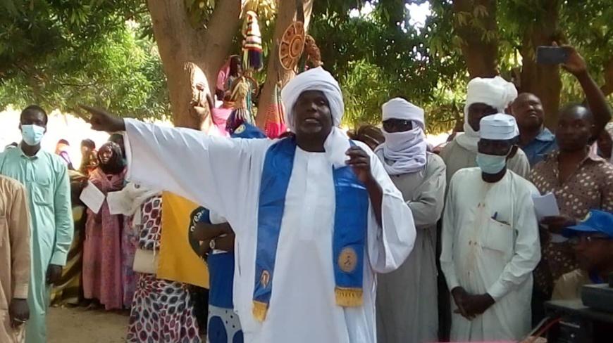 Tchad : Le chef de mission du MPS au Ouaddaï séduit les villes d'Adré et Farchana