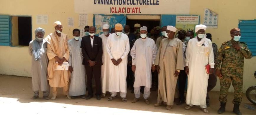 Tchad : vulgarisation de la Loi d'orientation agro-sylvo-pastorale et halieutique au Batha