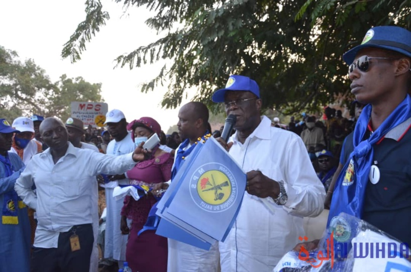 Tchad : des militants du FAR rallient le MPS à Bébédjia