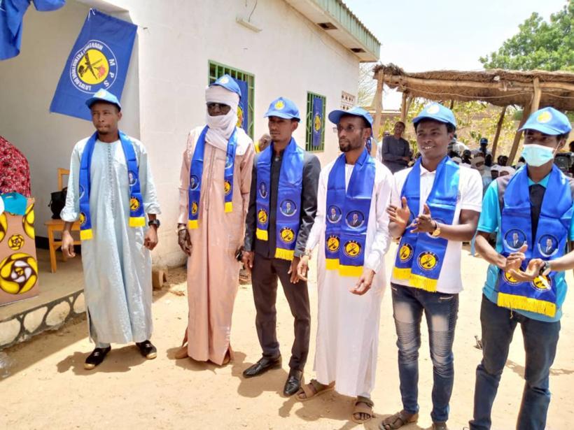 Tchad : ralliement des militants des partis de l'opposition au MPS à Pala