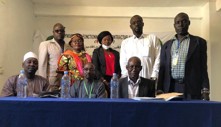 Tchad : le SYFOCT condamne les coupes abusives des salaires des fonctionnaires et contractuels