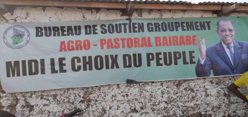 """Tchad : le """"Groupement agro-pastoral Bairabe"""" lance son bureau de soutien au MPS"""