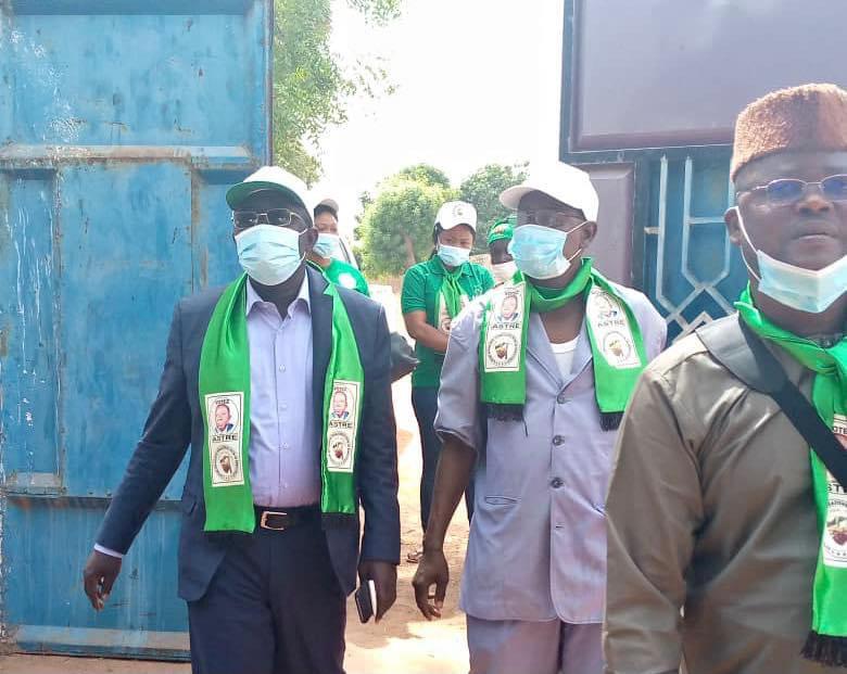 """Tchad : """"se résigner de cette élection c'est laisser la route libre à Deby"""", estime Balthazar"""