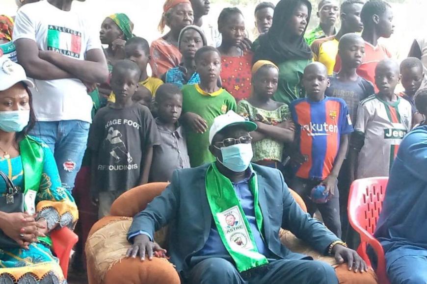 Tchad : s'il est élu, Alladoum Djarma entend dissoudre la Constitution et rétablir la Primature
