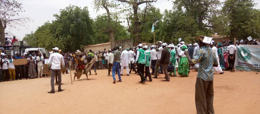Tchad : en meeting à Kélo, Pahimi Padacké dénonce 30 ans de fausses promesses