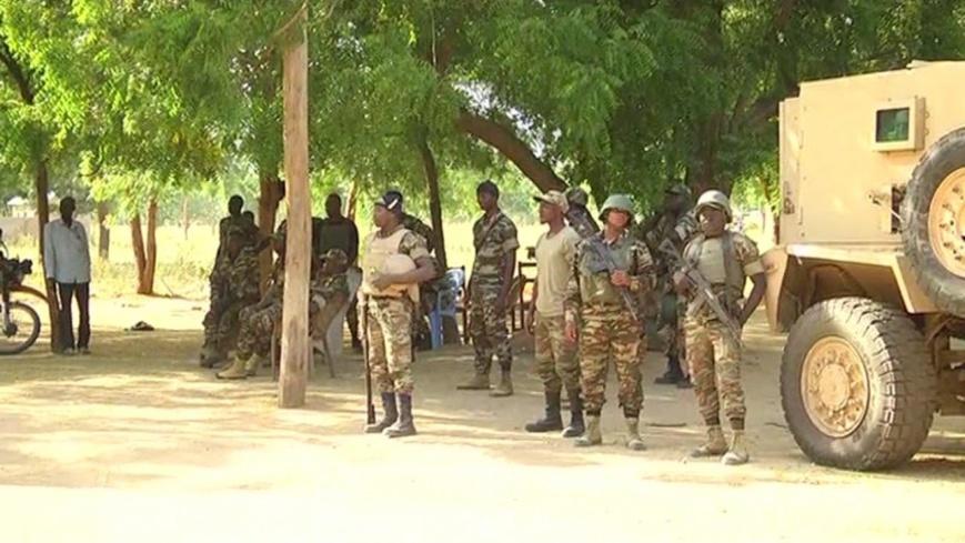 Des soldats de l'armée camerounaise. © A24