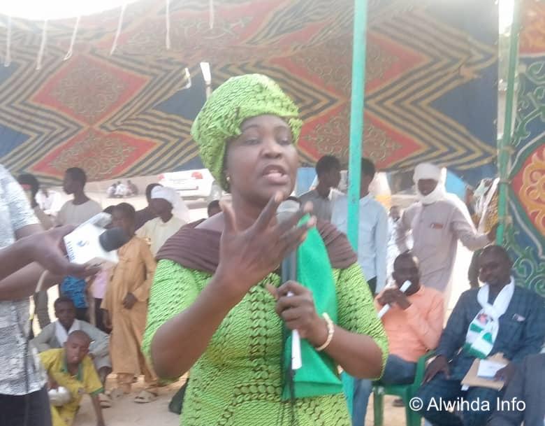 Tchad : en tournée provinciale, Lydie Beassemda défend le fédéralisme