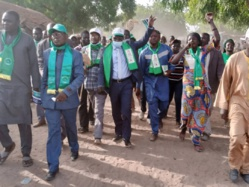 """Tchad : """"opérez le bon choix et vous ne regretterez point"""", assure Balthazar"""