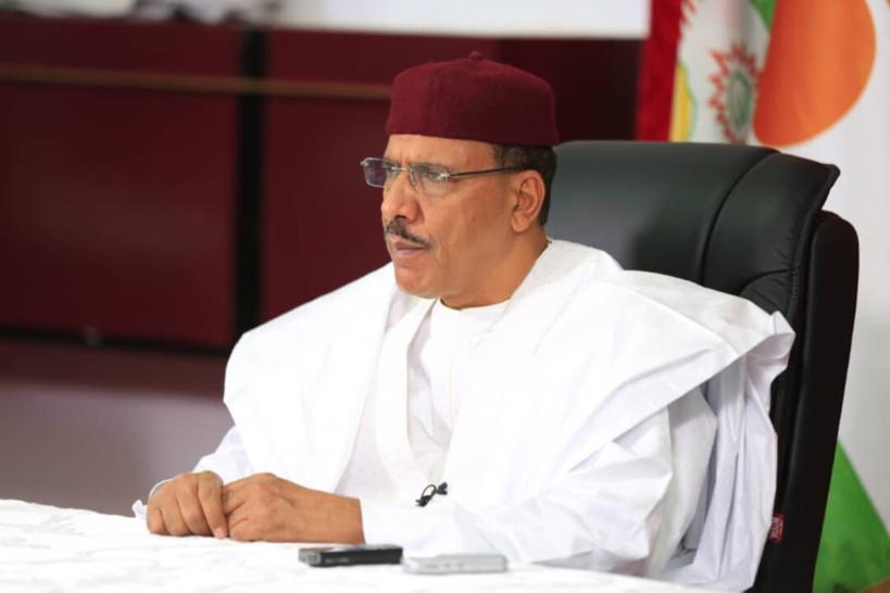 Niger : le président nomme 33 membres du gouvernement