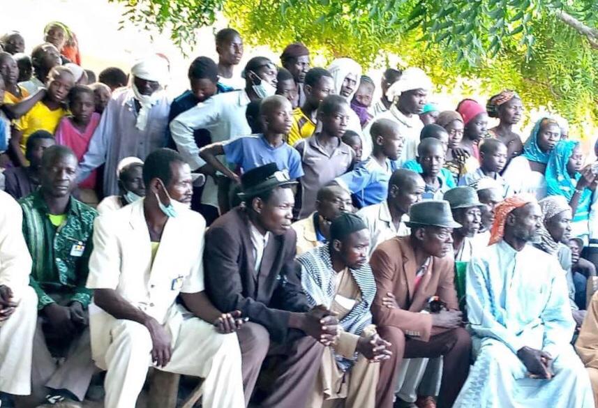 """Tchad : """"il n'y a que moi seul qui n'a pas mangé dans la tasse avec Deby"""", Alladoum Djarma"""