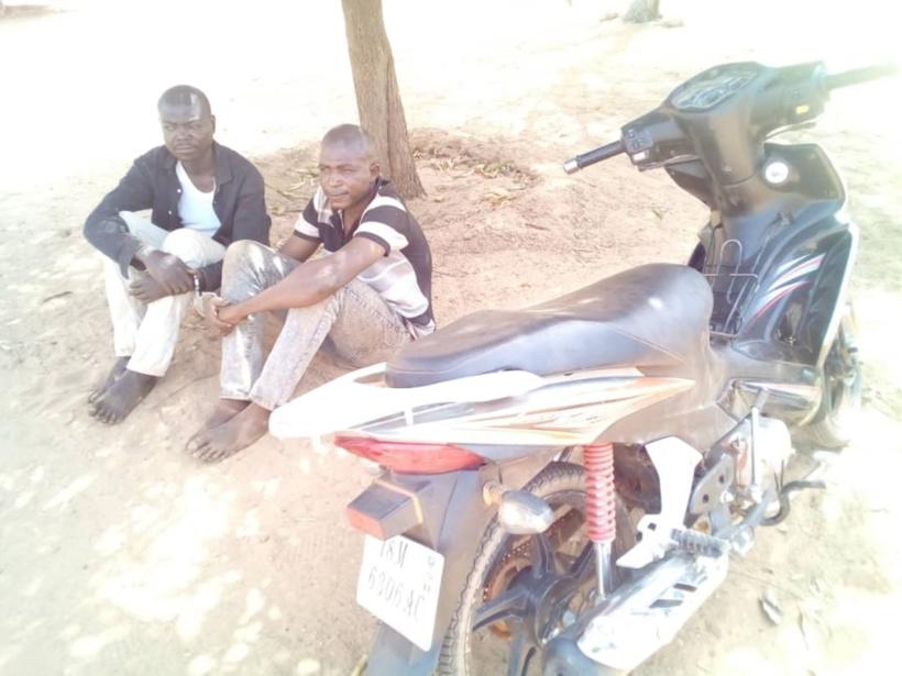 Tchad : deux présumés voleurs faisant usage de mysticisme arrêtés à Pala