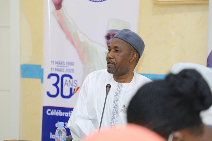 Tchad : Zen Bada fait une mise au point sur le rapport de HRW. ©IDI21