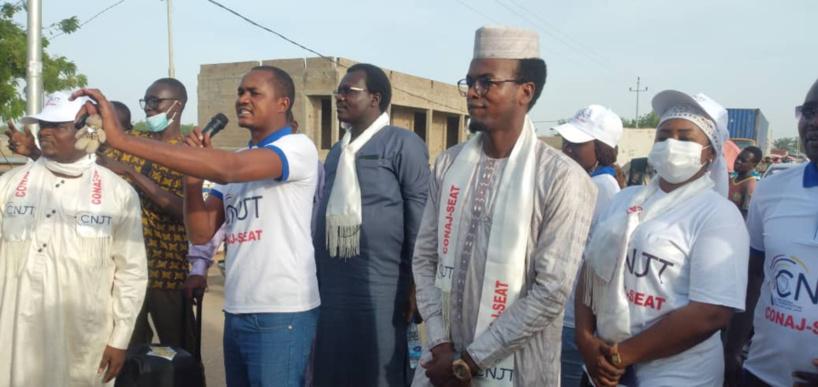 Tchad : le CNJT s'implique pour une élection apaisée