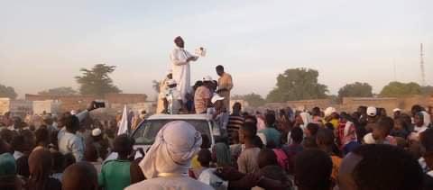 Élections au Tchad : le RNDT Le Réveil fait une démonstration de force au Salamat
