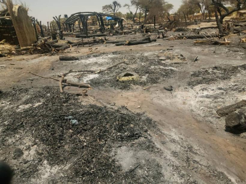 Tchad : d'importantes pertes suite à l'incendie au village Malia, au Lac