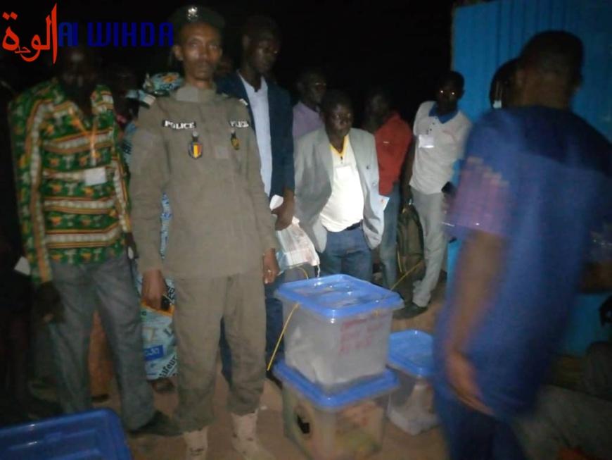 Tchad : les urnes confisquées ont été restituées à Laï suite à l'intervention de la police