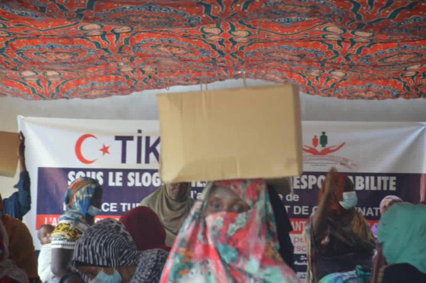 Tchad : l'ATAFED et la TIKA appuient les personnes vulnérables à N'Djamena