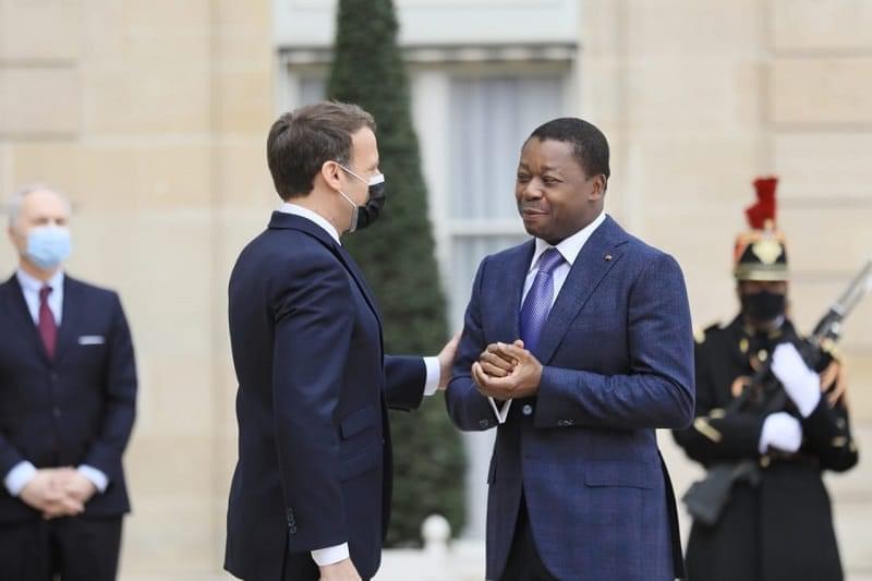 Les retombées de la visite du Président Faure Gnassingbé en France avec quatre accords signés. © Rep.Togo