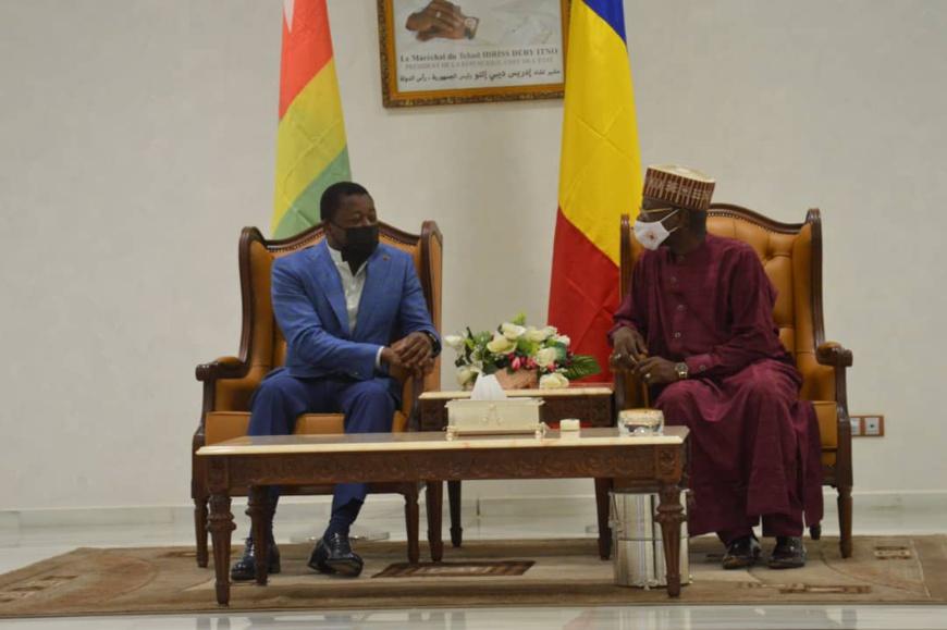 Tchad : escale technique lundi du président togolais à N'Djamena