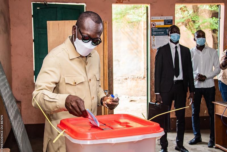 Bénin : Patrice Talon réélu au premier tour