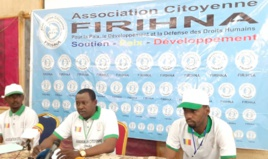 Tchad : FIRIHNA présente son rapport d'observation électorale
