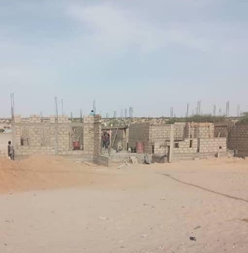 Tchad : les travaux du futur centre multimédia de Mao progressent
