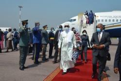 Tchad-Congo : Idriss Deby assiste à l'investiture du président Sassou Nguesso