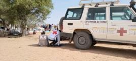 Tchad : Dans le Batha, la Croix rouge vole au secours des réfugiés nigériens