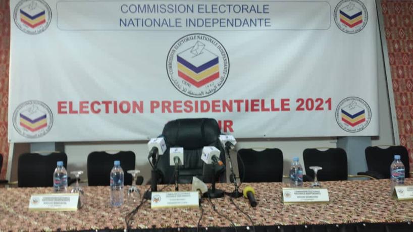 Tchad : la CENI poursuit l'annonce des résultats partiels et provisoires du scrutin