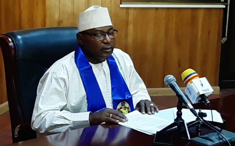 Tchad : Djimet Ibet se félicite du bon déroulement du scrutin au Hadjer Lamis
