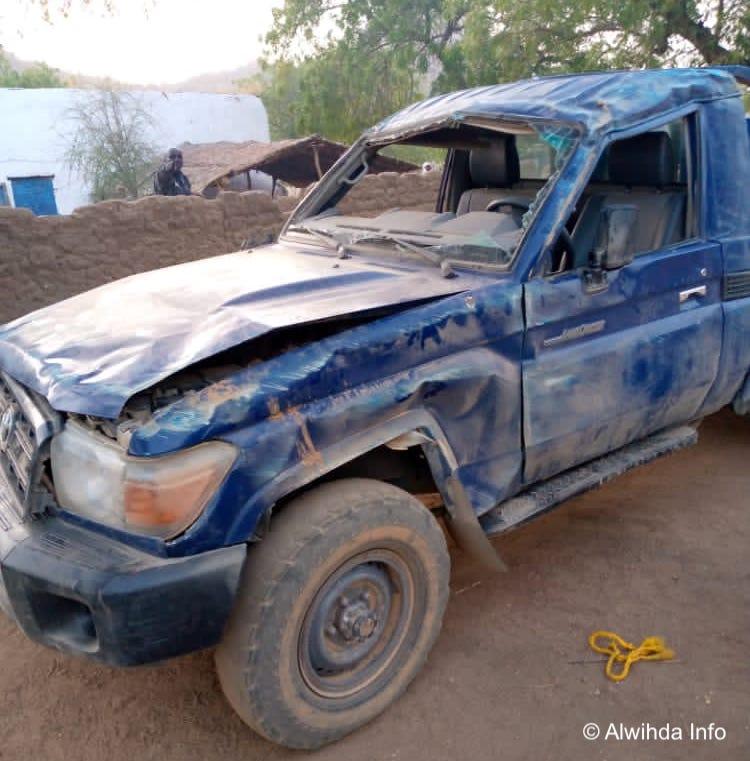 Tchad : dépêchés au Salamat, des gendarmes victimes d'un accident sur la route