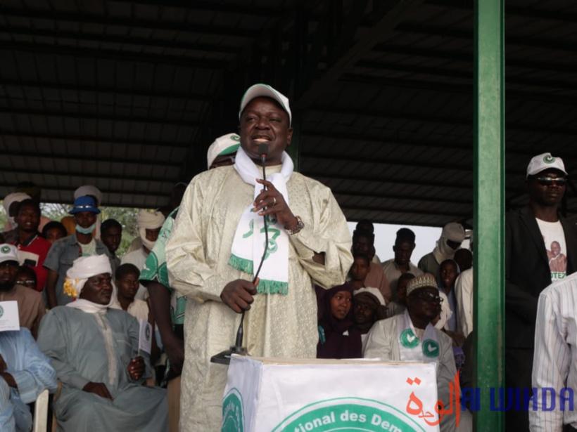 Tchad : Pahimi Padacké Albert obtient 10,32% des voix (résultats provisoires)